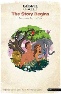 The Gospel Project for Preschool: Preschool Poster Pack - Volume 1: The Story Begins