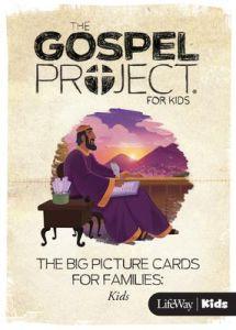 Gospel Project for Kids V4:Kingdom Establish-Big Picture Card/Kids