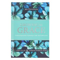 Growing in Grace Daily Devotional-HC, DEV132