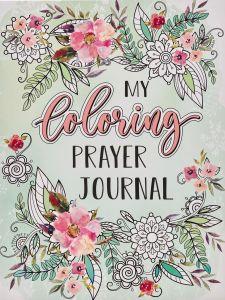 My Coloring Prayer Journal, JLP040