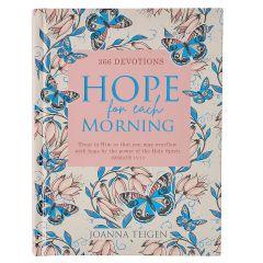 Hope For Each Morning Devotional-HC DEV174