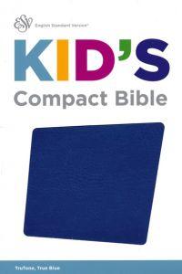 ESV Kid's Compact Bible (TruTone, True Blue)