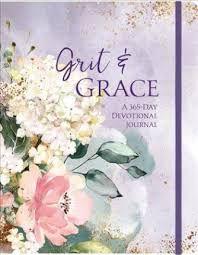 Journal (w/Devo)-Grit & Grace