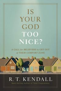 Is Your God Too Nice?