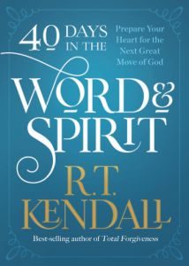 40 Days in the Word and Spirit - Devotion