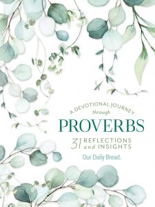 Devotional Journey Through Proverbs (US)