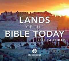 2022 Calendar-Lands of the Bible Today