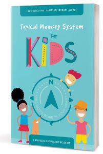 Topical Memory System for Kids (Navigators)