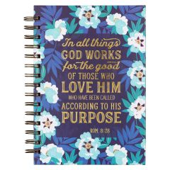Journal:Wirebound-For The Good, Rom 8:28  JLW122
