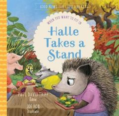 Halle Takes a Stand: When You Want to Fit In