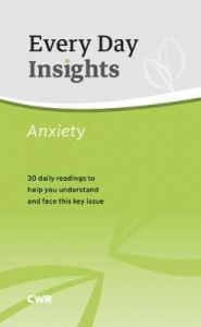 Every Day Insights:Anxiety