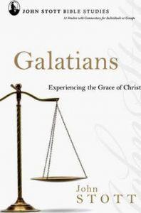 John Stott Bible Sty-Galatians