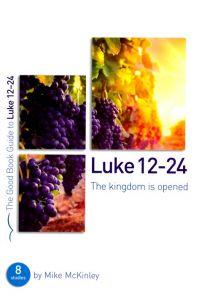 Luke 12-24 (Good Book Guides)