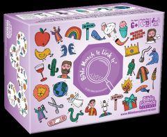 Bible Match It Link It Box Game