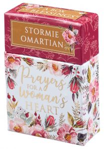 Box Of Blessings-Prayers For A Woman's Heart BX136