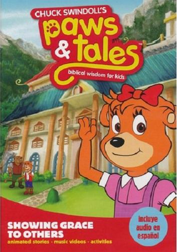Chuck Swindoll's Paws/Tales 3-Showing Grace (DVD)