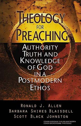 Theology For Preaching