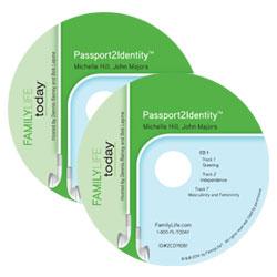 Passport 2 Identity - 2 Audio CDs (2CD19281)