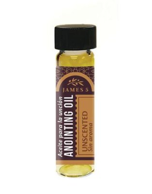 Anointing Oil - Unscented