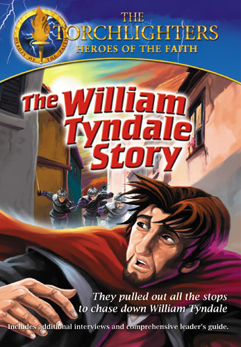 Torchlighters:William Tyndale Story (DVD)