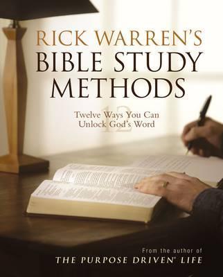 Bible Study Methods
