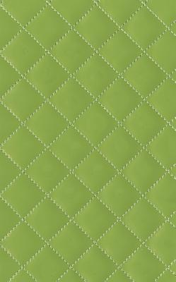NIV Quilted Collection Bible (Leatherlook-Kiwi Green)