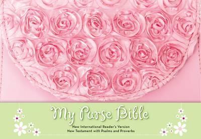 NIrV My Purse Bible Imitation Ltr - Pink