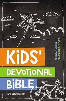NIrV Kids' Devotional Bible-HC