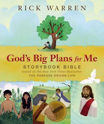 God's Big Plans for Me