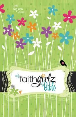 NKJV Faithgirlz Bible, Hardcover