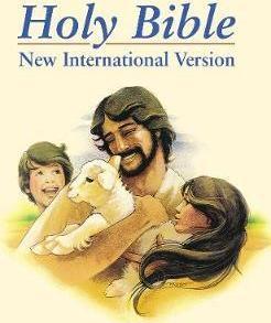 NIV Children's Bible
