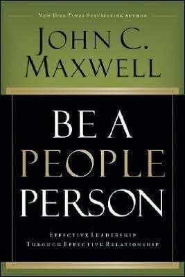 Be A People Person - Hardcover