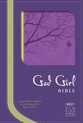 NKJV God Girl BIBLE
