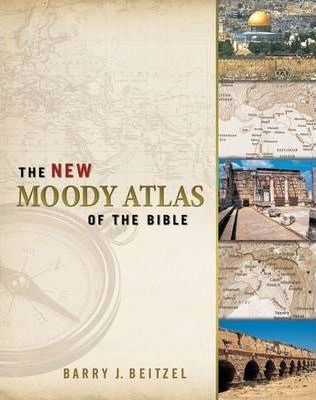 New Moody Atlas of the Bible, The