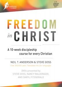 Freedom in Christ DVD