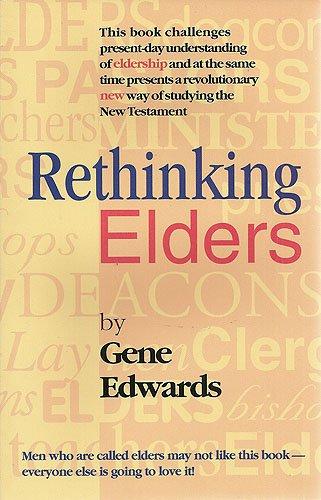 Rethinking Elders