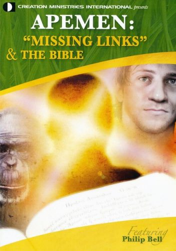 Apemen: Missing Links & the Bible - DVD