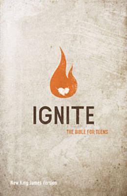 NKJV Ignite :  The Bible for Teens
