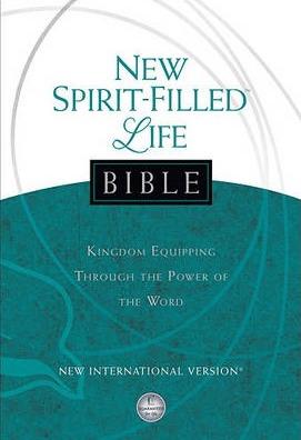 NIV New Spirit Filled Life Bible - HC