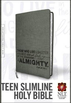 NLT Teen Slimline Bible