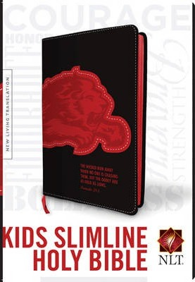 NLT Kids Slimline Bible, Proverbs 28 : 1 Courage