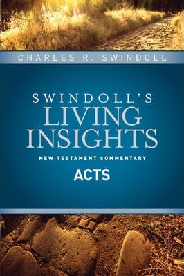 Living Insights New Testament Commentary - Acts