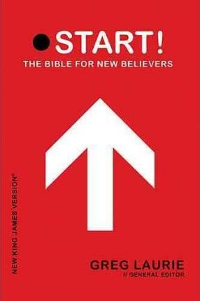 NKJV Start!  The Bible for New Believers