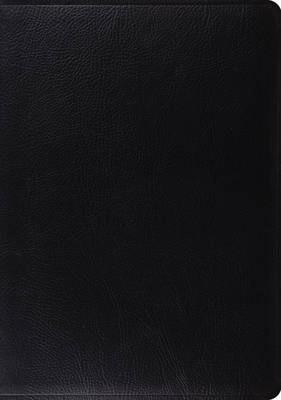ESV Study Bible Bonded - Black