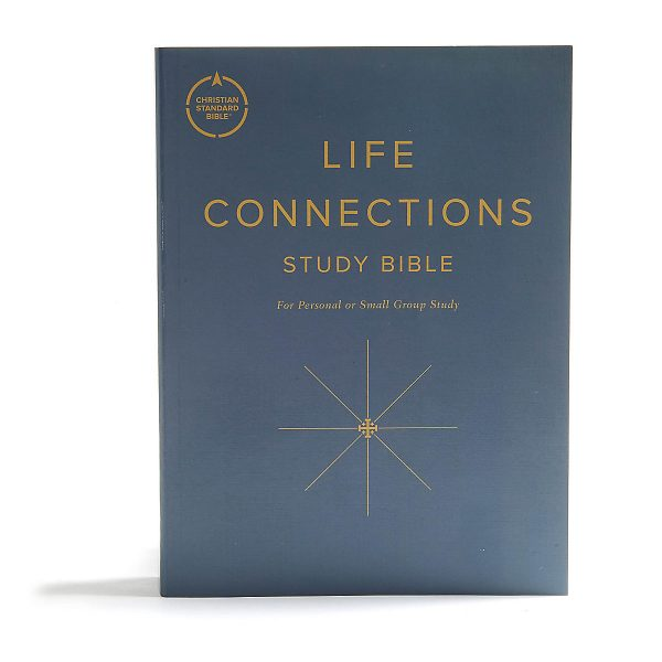 CSB Life Connections Study Bible, Softcover