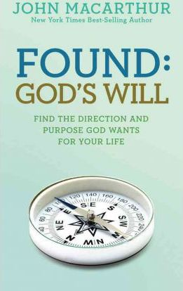 Found: God's Will (Booklet)