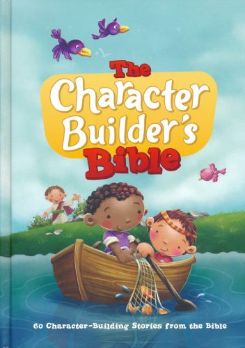 Character Builder's Bible at Cru Media Ministry in Singapore
