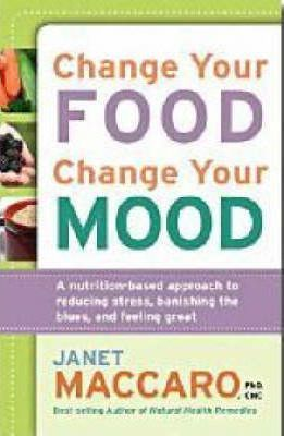 Change Your Food, Change Your Mood
