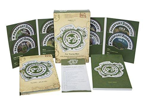 Passport 2 Identity For Young Men Kit (Green)