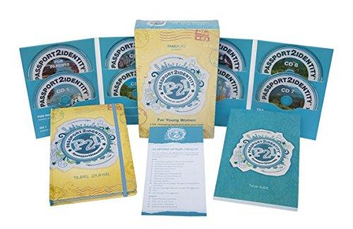 Passport 2 Identity For Young Women Kit (Blue)